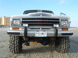 Another psyco_bob72 1987 Jeep Grand Wagoneer post... - 1262546