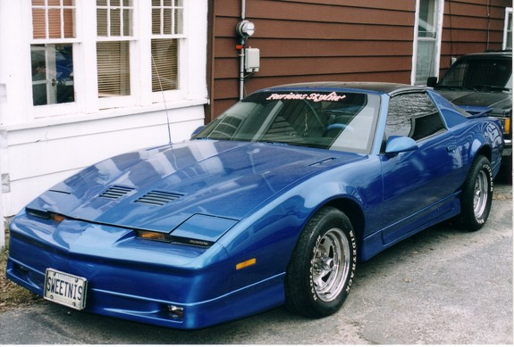 sweetnisgta 1989 pontiac trans am specs photos modification info at cardomain. Black Bedroom Furniture Sets. Home Design Ideas
