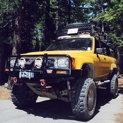 NONSUVs 1988 Toyota 4Runner