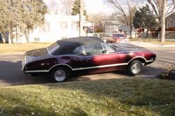 tmoneyGCHS 1968 Oldsmobile Cutlass
