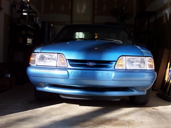 Another dpstang 1992 Ford Mustang post... - 1274573
