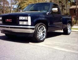 cdubs_vdubs 1993 GMC Sierra 1500 Regular Cab
