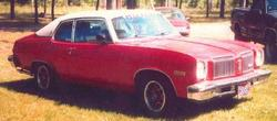 nonnova1974s 1974 Oldsmobile Omega