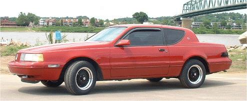 Another cougarcragar 1988 Mercury Cougar post... - 1279498