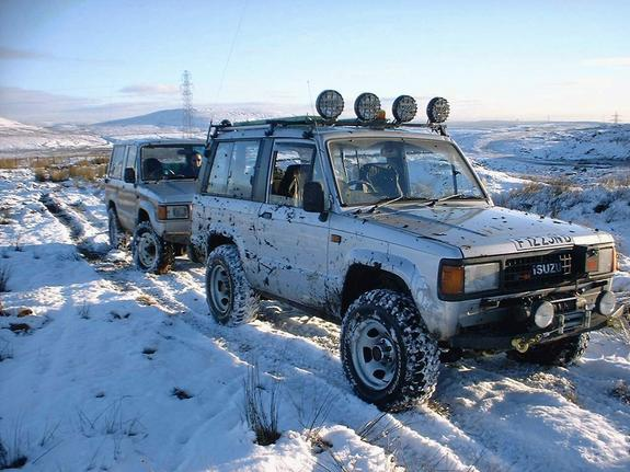 the_bruzer's 1989 Isuzu Trooper