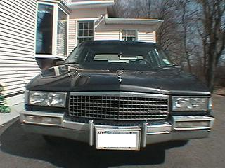 Another ChuckDobbins 1990 Cadillac DeVille post... - 1288151