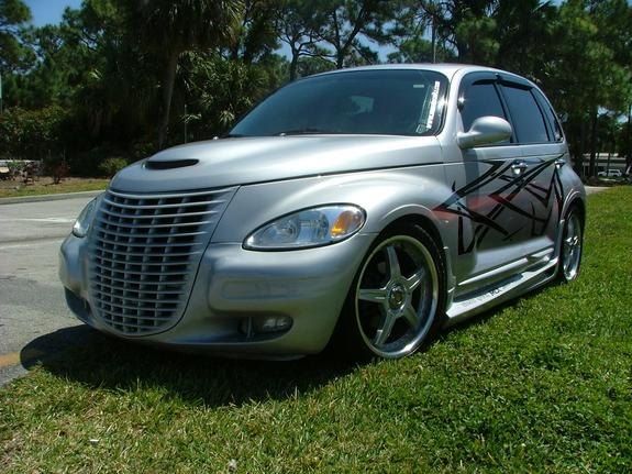 havefloppypp 2001 chrysler pt cruiser specs photos modification info at cardomain. Black Bedroom Furniture Sets. Home Design Ideas