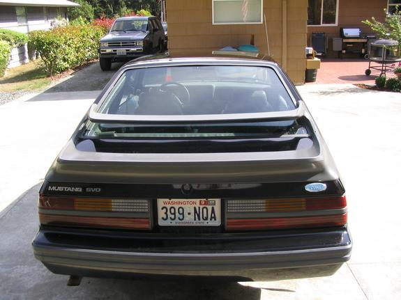 Another e30is 1985 Ford Mustang post... - 1295742