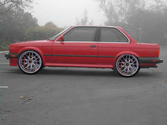 Jdsbeemer 1988 Bmw 3 Series Specs Photos Modification