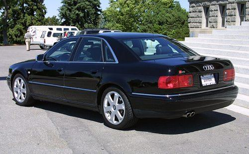 Mbfan 2002 Audi A8 Specs Photos Modification Info At