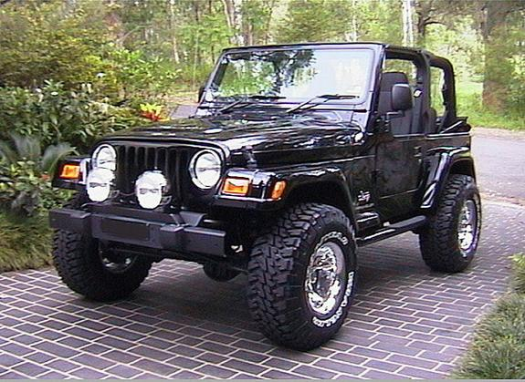 Yourfake 2003 Jeep Tj Specs Photos Modification Info At Cardomain
