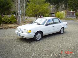 Homie_chick 1993 Ford Tempo