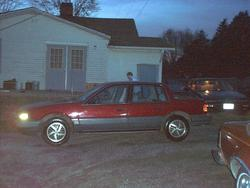 1loudexs 1988 Pontiac Grand Am