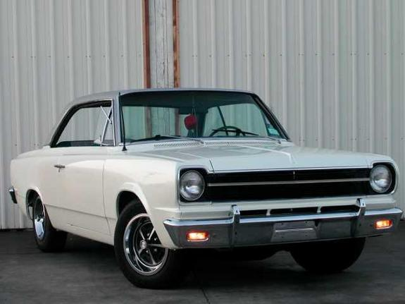 Another 1968Rogue 1968 AMC Rogue post... - 1301055