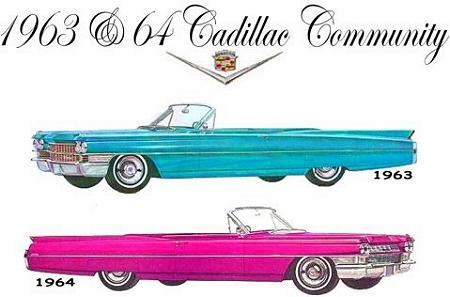 Another THEBIG429 1964 Cadillac DeVille post... - 1301626