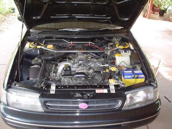 Another burts 1993 Subaru Legacy post... - 1301743