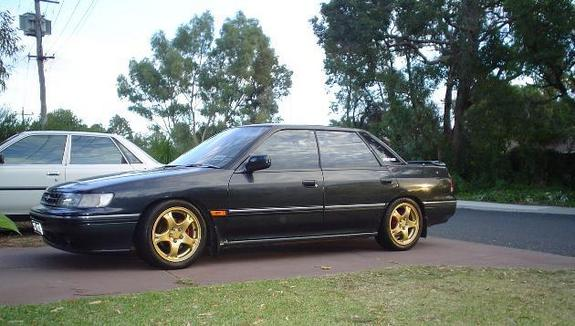 Another burts 1993 Subaru Legacy post... - 1301744