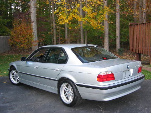 Stever500 2001 BMW 7 Series 3173610314 Large