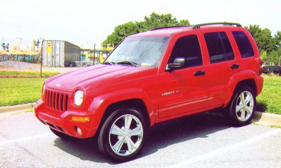 bfre883113 2002 Jeep Liberty Specs Photos Modification Info at
