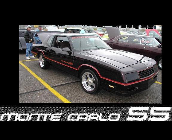 Another 70Stage1455GS 1986 Chevrolet Monte Carlo post... - 1308268