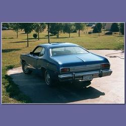 Salami340 1975 Plymouth Duster