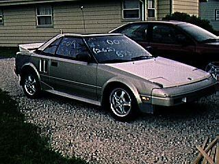 toy2ner 1986 toyota mr2 specs photos modification info at cardomain. Black Bedroom Furniture Sets. Home Design Ideas