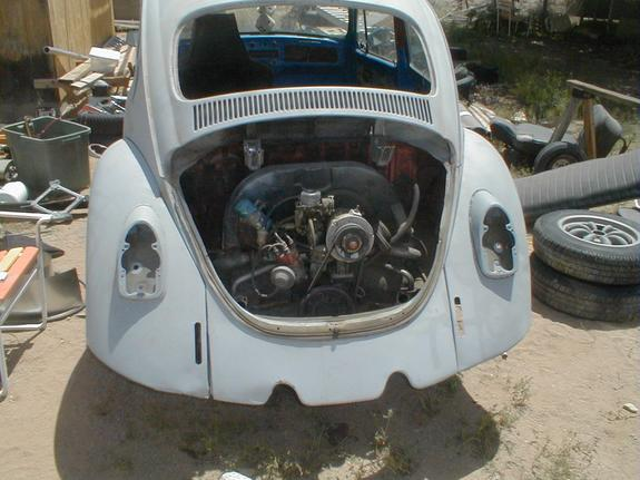 Another juXtaPoZ 1971 Volkswagen Beetle post... - 1311660