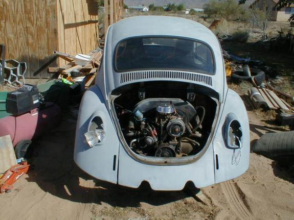Another juXtaPoZ 1971 Volkswagen Beetle post... - 1311669