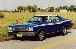 Dusted340 1973 Plymouth Duster