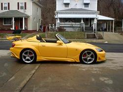 veilsides2000s 2001 Honda S2000