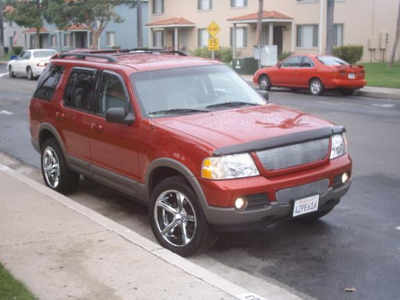 mysuv 2002 ford explorer specs photos modification info. Black Bedroom Furniture Sets. Home Design Ideas