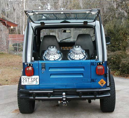 EJMack 1994 Jeep YJ Specs, Photos, Modification Info At