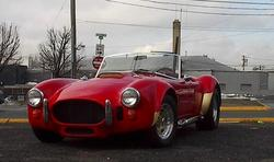 superkitt 2003 Shelby Cobra