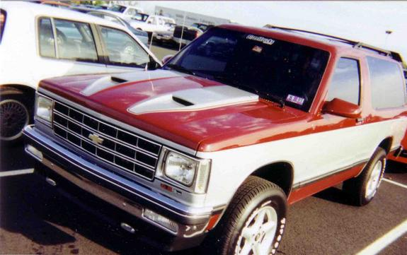 Another 95Snake103 1990 Chevrolet Blazer post... - 1325083