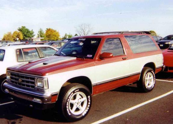 Another 95Snake103 1990 Chevrolet Blazer post... - 1325089