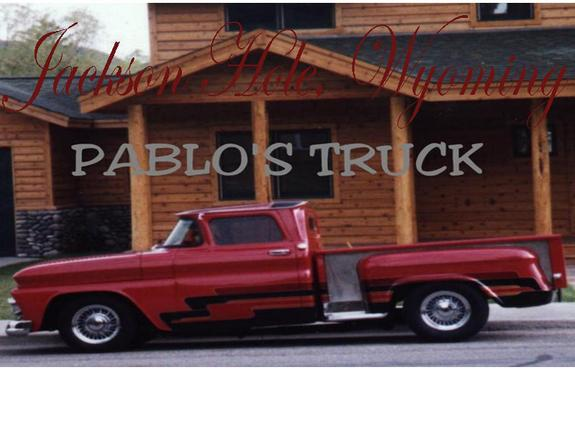 Paag83262 1960 Chevrolet C/K Pick-Up