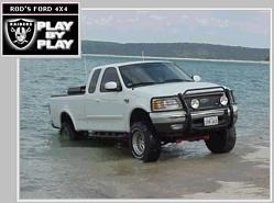 HIT_N_RUN 2000 Ford F150 Regular Cab