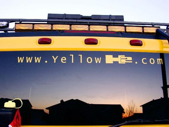 Another yellowh2 2003 Hummer H2 post... - 1327954