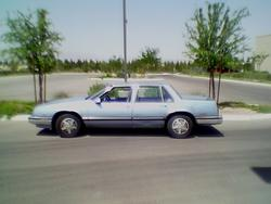 Chach 1988 Buick LeSabre