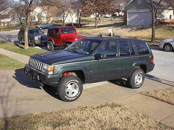 southbaseball19 1994 Jeep Grand Cherokee 1327535