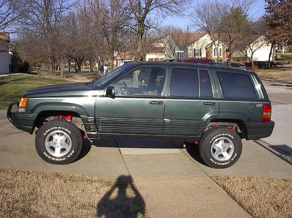 southbaseball19 1994 Jeep Grand Cherokee 1327536