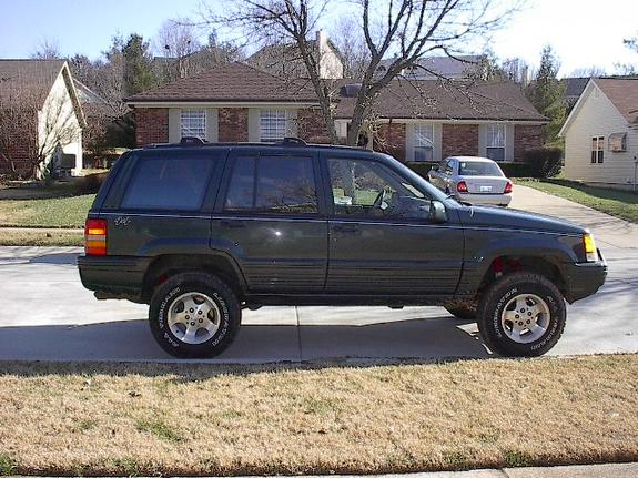southbaseball19 1994 Jeep Grand Cherokee 1327539