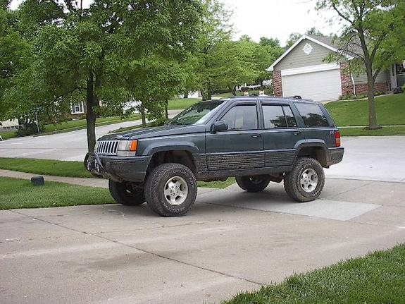 southbaseball19 1994 Jeep Grand Cherokee 1327564