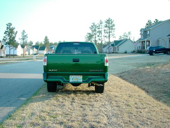 Another 2cooldrummer 1997 Chevrolet S10 Regular Cab post... - 1330022