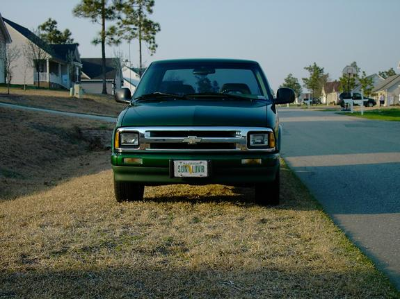 Another 2cooldrummer 1997 Chevrolet S10 Regular Cab post... - 1330023