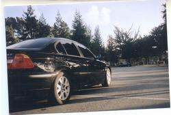saliba 2000 BMW 3 Series