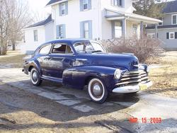 fleetline_fixer 1947 Chevrolet Lumina APV