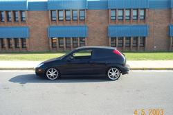 kane_project 2000 Ford Focus