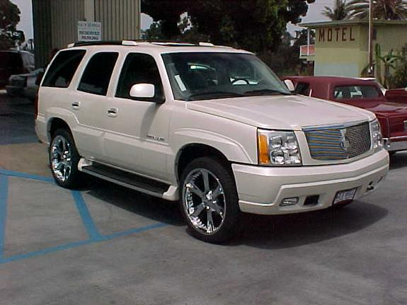 Mcanzio 2002 Cadillac Escalade Specs Photos Modification