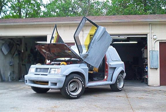 Another autoimprover 1989 Geo Tracker post... - 1338177